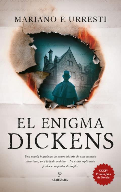 Almuzara presenta El enigma Dickens de Mariano Urresti