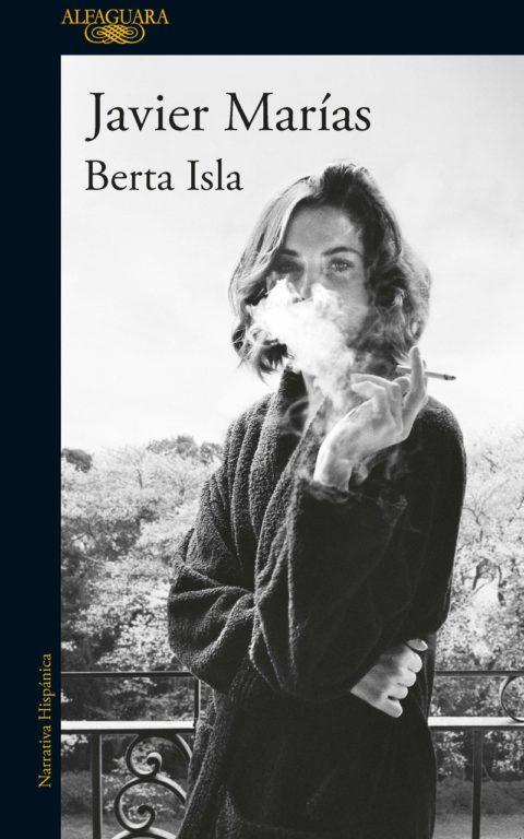 Berta Isla, de Javier Marías, libro del año en Italia