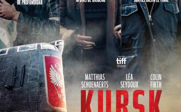 """KURSK"" SE ESTRENA ESTE MIÉRCOLES 5 DE DICIEMBRE"