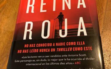 Reseña de Reina Roja de Juan Gómez-Jurado