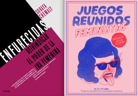El feminismo al poder en 2 novedades