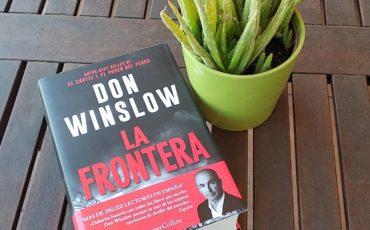 Lo nuevo de Don Winslow: La frontera