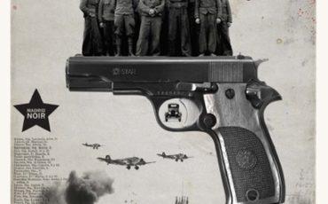 """""""Pólvora, tabaco y cuero"""", una novela negra en el Madrid de la Guerra Civil"""