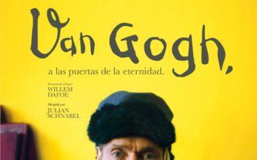Van Gogh, a las puertas de la eternidad, Willem Dafoe da vida al pintor