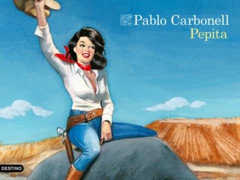 """Pablo Carbonell presenta su primera novela """"Pepita"""": Una divertida historia sobre nuestros vicios y virtudes para leer entre carcajadas"""