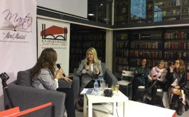La ganadora del Premio Mont Marçal de Narrativa por y para mujeres es Myriam Imedio