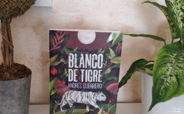 Premio Gran Angular: la obra ganadora es Blanco de Tigre de Andres Guerrero