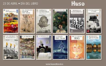 Huso Editorial celebra tres años con los lectores