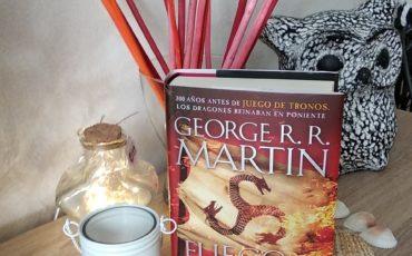 ¿Se acaba Juego de Tronos? No sufras, continúa con la precuela FUEGO Y SANGRE, DE GEORGE R. R. M ARTIN