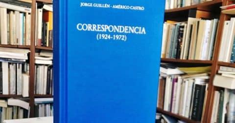 Jorge Guillén-Américo Castro: Correspondencia
