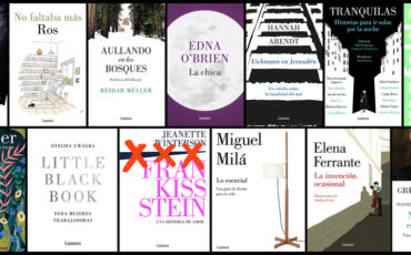 Novedades editoriales de Lumen, Regresa Elena Ferrante con La invención ocasional