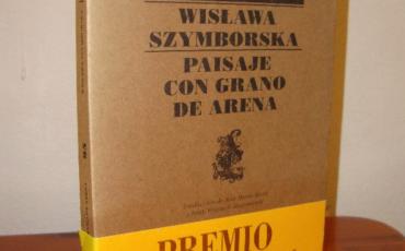 W. Szymborska: Paisaje con grano de arena