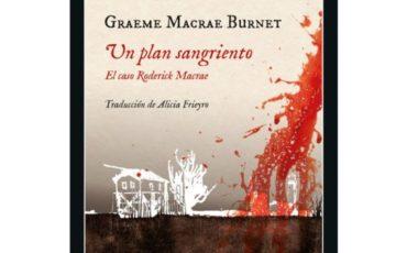 Un «tartan crime» finalista del Booker Prize