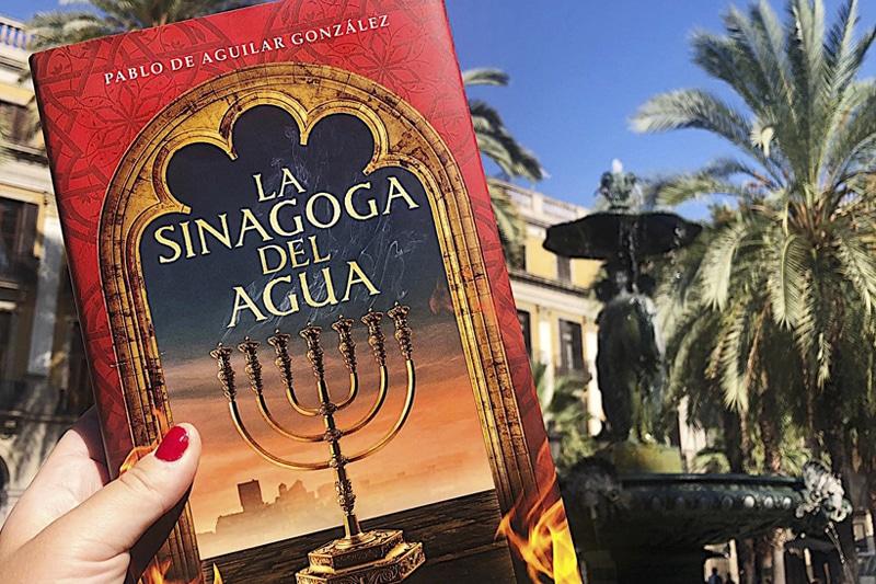 La Sinagoga Del Agua De Pablo De Aguilar González El Placer De La Lectura