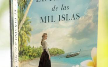 Elena Clarke regala 3 ejemplares de su novela: El Paraíso de las mil islas. ¡Participa!
