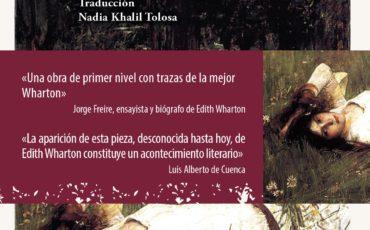Se publica por primera vez en español la única obra inédita de Edith Wharton