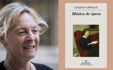 Reseña de Música de ópera de Soledad Puértolas