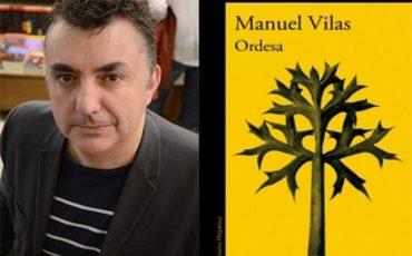 Manuel Vilas el único escritor en español entre los seleccionados al mejor libro extranjero en Francia