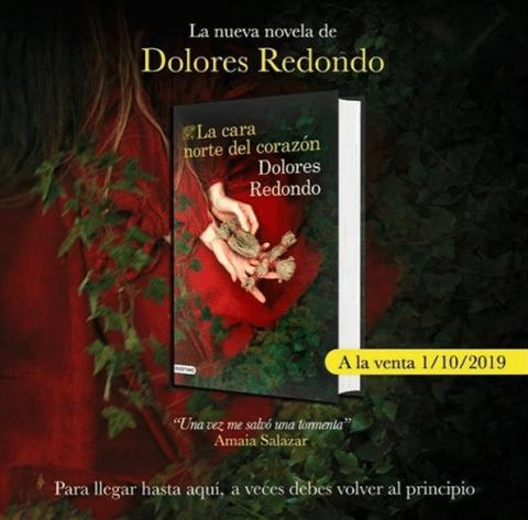 La cara norte del corazón. Dolores Redondo