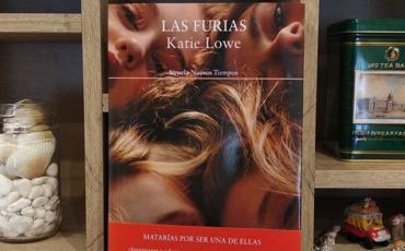 Las furias de Katie Lowe: Matarías por ser una de ellas