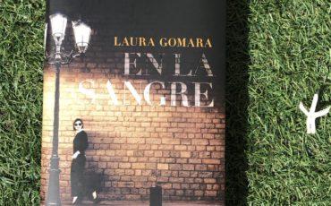 Laura Gomara entrevistada en Negra y Criminal por su nueva novela En la sangre