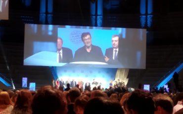 El ganador del #PremioPlaneta2019 es Javier Cercas, con la obra Terra Alta
