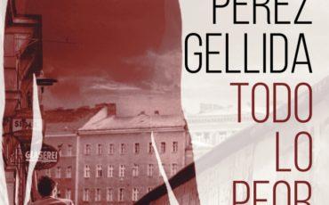 Todo lo peor de César Pérez Gellida   Una novela fría como el acero, despiadada como el cruel asesino  que la habita.