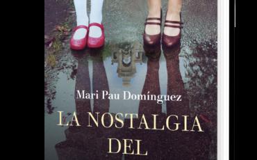 "Novedad | Mari Pau Dominguez | ""La nostalgia del limonero"" ¡22 de Octubre a la venta!"