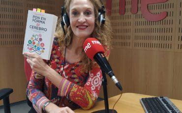 Raquel Marín comienza a presentar Pon en forma tu cerebro. En RNE y en Tenerife