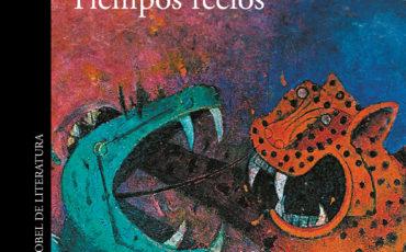 MARIO VARGAS LLOSA con motivo de la publicación de su nueva novela, TIEMPOS RECIOS