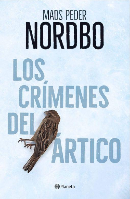 Los crímenes del Ártico de Mad Peder Nordbo