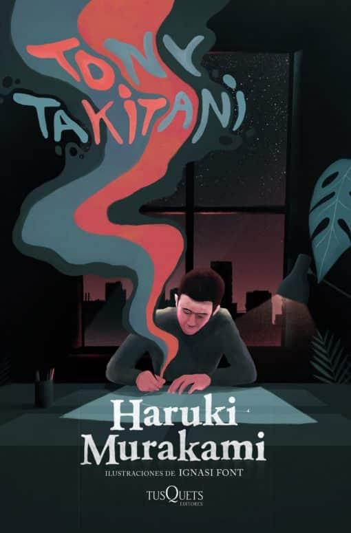 Tony Takitani HARUKI MURAKAMI ilustraciones de Ignasi Font