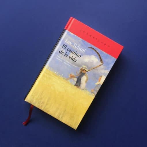 «El camino de la vida», de Lev Tolstói