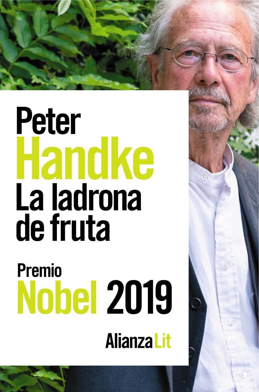 """Alianza publica la novela de Peter Handke """"La ladrona de fruta"""""""
