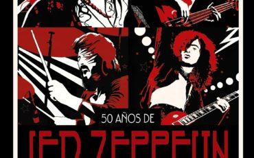 Led Zeppelin: Cuando los gigantes caminaban sobre la tierra, de Mick Wall