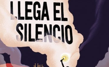 El cambio climático ha aniquilado a la población mayor de 22 años, en Ahora llega el silencio,  de Álvaro Colomer