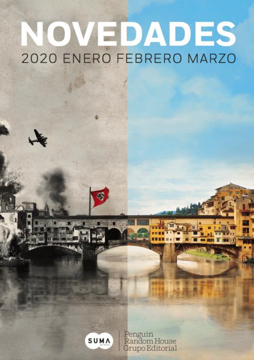 Novedades editoriales Plaza & Janés y Suma de Letras enero-marzo 2020