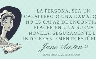 Cita de Jane Austen