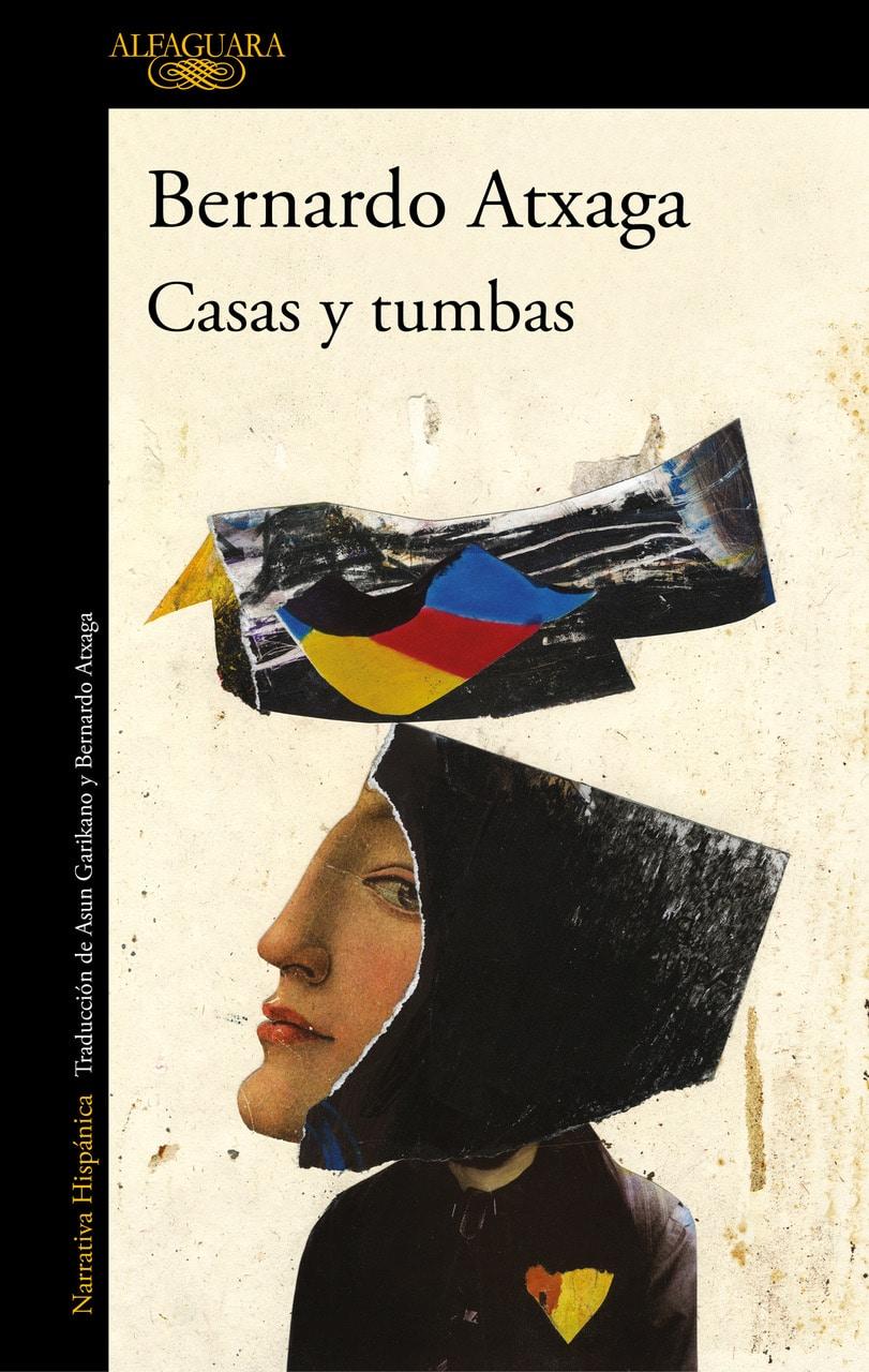 BERNARDO ATXAGA, Premio Nacional de las Letras 2019 -presenta su nuevo Libro: CASAS Y TUMBAS