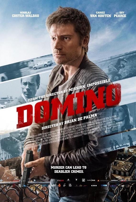 """""""DOMINO"""", DE BRIAN DE PALMA – ESTRENO: 21 DE FEBRERO"""