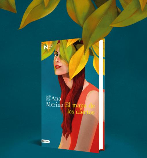 """Ana Merino presenta """"El mapa de los afectos"""" PREMIO NADAL 2020"""