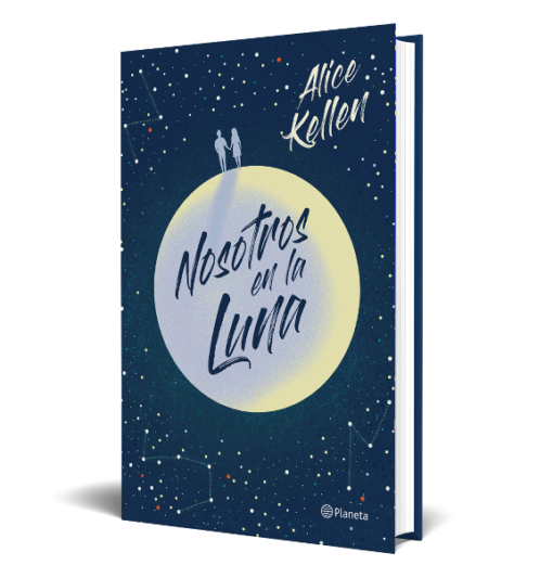 Regresa Alice Kellen, la gran revelación de la novela romántica, con «Nosotros en la luna».