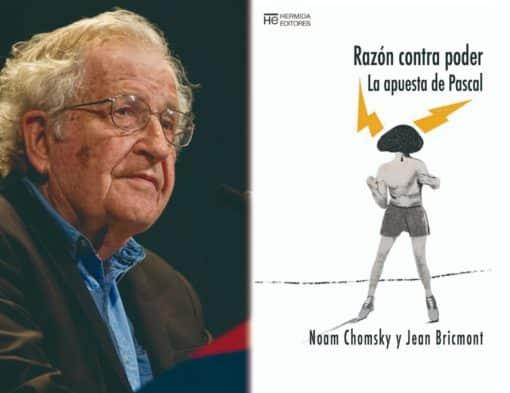 Razón contra poder de Noam Chomsky. La apuesta de Pascal
