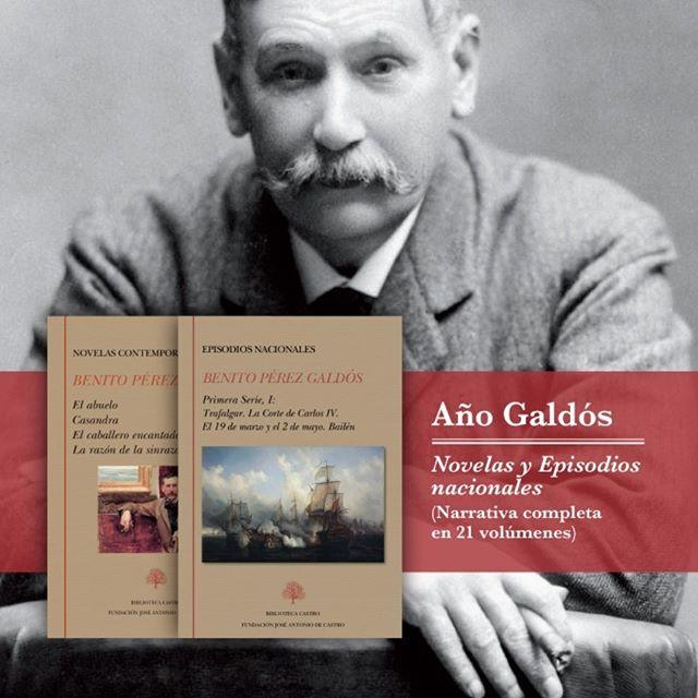 2020 años Galdos. Centenario de su muerte II – Fundación Castro