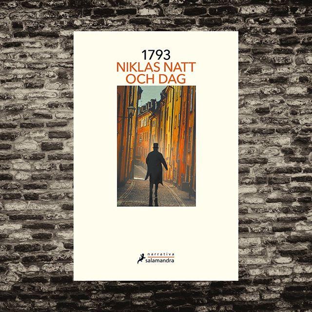 """El Estocolmo salvaje de """"1793"""", un thriller histórico que se ha convertido en la nueva sensación #noir"""