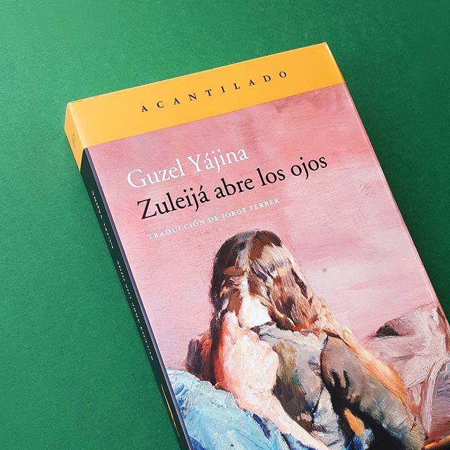 «Un debut maravilloso. Zuleijá abre los ojos posee la principal cualidad de la literatura genuina: va directo al corazón».
