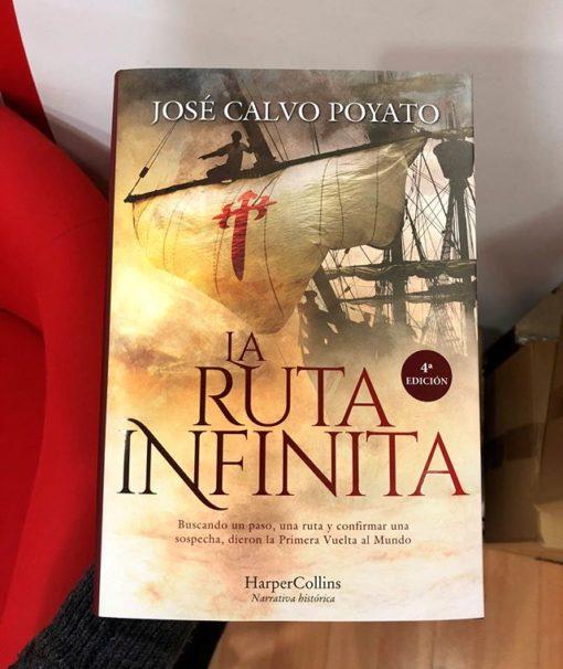 4ª edición de 'LA RUTA INFINITA'
