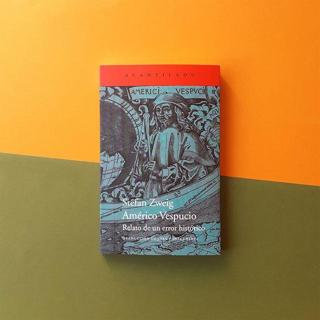 «Relato de un error histórico es mucho más que una biografía de Américo Vespucio».
