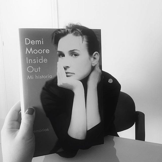 Sincera, personal, conmovedora… así es la narración de Demi Moore