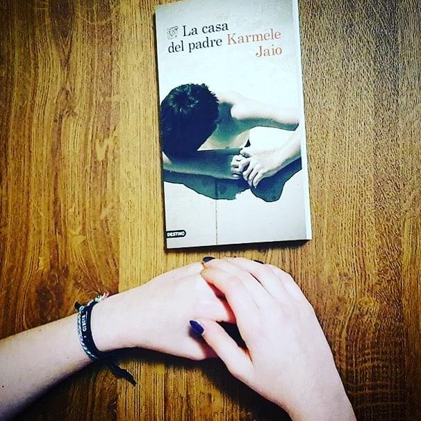 """""""La casa del padre"""", de Karmele Jaio, novela dedicada a todos los hombres nuevos"""